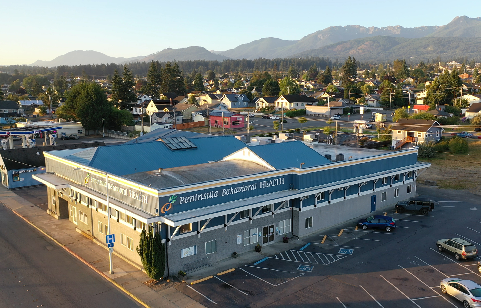 Peninsula Behavioral Health therapy in Clallam County mental health substance use co-occurring