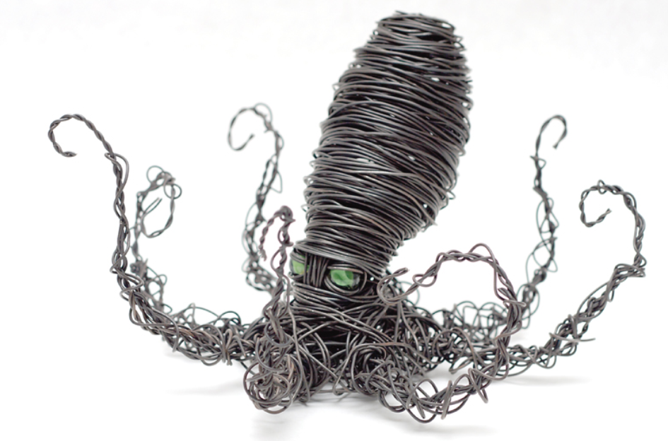 Wire Octopus